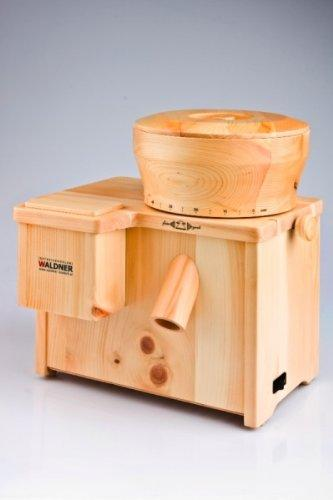Waldner Combistar 1 50x50 - Elektrische Getreidemühlen -