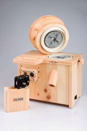 Waldner Combistar 2 50x50 - Elektrische Getreidemühlen -